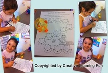 Writing Activities for Kids / by Creative Learning Fun