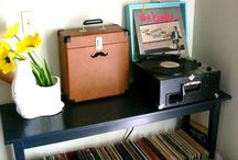 Vinyl Records / I love collecting and listening to vinyl records.  / by Steven DuVal
