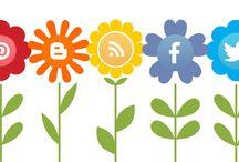 Background info on social media