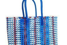 Baskets / Individually handcrafted baskets - Made in India.