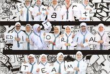 SMArt Editorial Team 13/14 / my schoolmagz's redaction =)