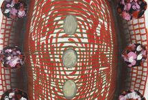 Luis Gordillo / Luis Gordillo is one of the most important artists in Spanish contemporary art, is work is basically abstract._Luis Gordillo é um dos mais importantes artistas da arte espanhola contemporânea, o seu estilo é basicamente abstracto.