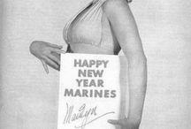 Marilyn Monroe!  / by Kayla Woodruff