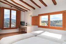 B&B, habitaciones, chambres d'hôtes.