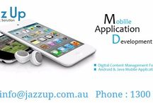 Jazz UP Mobile App