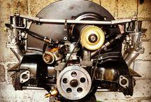 VW Engines Flat Four