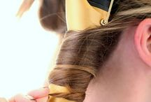 Hair curls