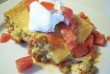 Easy Casserole Recipes / One dish and done.  Easy casserole recipes make my day!