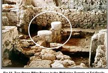 Platser och händelser som beskrivits i Bibeln