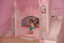 GIRL'S  ROOM DECOR / by Thelma Wilson-Winger