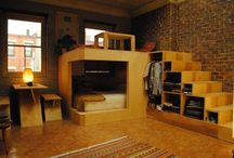 small living spaces / compact living spaces
