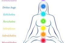 Chakra / Chakras und Gesundheit