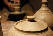 Ceramics/Pottery / by Shelana Kelly