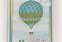 Balloon Wishes Stamp Set (CTMH)