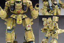 Macross + Robotech