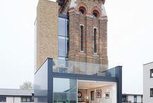 White Falcon Architecture / Buildings