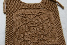knitted baby stuff