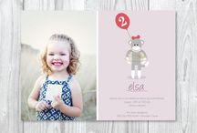 invitations/parties/stationary / by Shauna G.