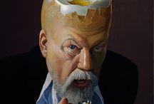 Surrealistiske malerier