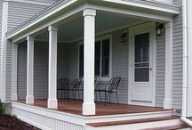 Front Porch designs / by June P.