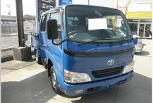 Toyota Dyna Truck 2007 Blue - Buy very handy Trucks of good quality from Japan / Refer:Ninki26718 Make:Toyota Model:Dyna Truck Year:2007 Displacement:2000cc Steering:RHD Transmission:MT Color:Blue FOB Price:12,500 USD Fuel:Diesel Seats  Exterior Color:Blue Interior Color:Gray Mileage:60,000 km Chasis NO:TRY230-0109155 Drive type  Car type:Trucks