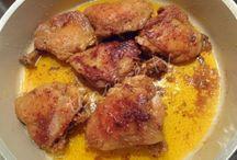 tavuk_ et yemekleri