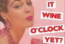 Wine Time! / by Veronica Encinias