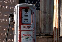 Gas Pumps / by Brian Springer