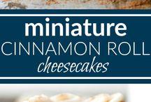 Dessert -   Cheesecakes