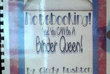 Homeschool - Notebooking