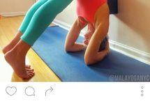 Block yoga
