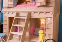 Kids' slaapkamer