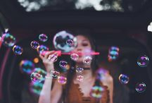 Photography With Bubbles