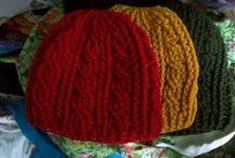 Hat Patterns / Crochet hat patterns / by Lesley Couch
