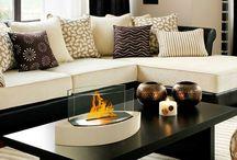 Decor Ideas - Living-room