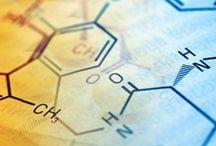 Kimyacıların Evi Vitrini / Burası kimyayı farklı yönlerle tanıtmak için kullanılır...