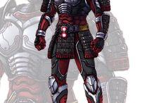 Cosplay Armor Ideas