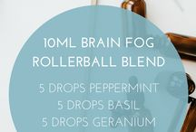 Essential Oil Roll-On Blends / Essential Oil Roll-On Blends