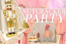 Ballet Party Ideas / Ballet Party ideas for your prima ballerina. Nutcracker ballet birthday, Swan lake party and more.