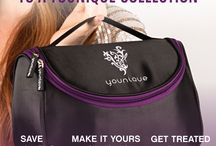 Collections / Get all the goodies! Our collections are bursting with beauty-enhancing must-haves, all packed into a pretty little black bag. / by Younique Products