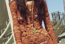 boho hippie chic style