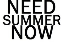 Summer lovin☀️ / Can't wait for summer / by London Bradshaw