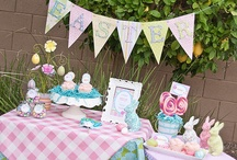 Easter Celebrations / by Taryn {Design, Dining + Diapers}