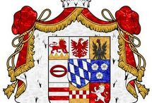 Almanach de Saxe Gotha - Princely House of Löwenstein / Löwenstein-Wertheim was a county of the Holy Roman Empire, part of the Franconian Circle. It was formed from the counties of Löwenstein (based in the town Löwenstein) and Wertheim (based in the town Wertheim am Main). The county of Löwenstein belonged to a branch of the family of the counts of Calw before 1281, when it was purchased by the German king Rudolph I of Habsburg, who presented it to his natural son Albert. 1494. http://www.almanachdegotha.org/id85.html