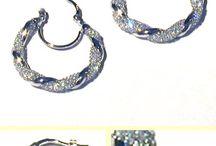 Gorgeous Silver Jewellery / Sleek, elegant silver jewellery