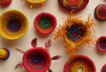baskets/vessels