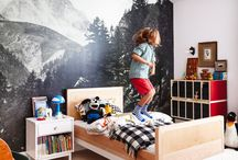 Interiors: Boys Rooms