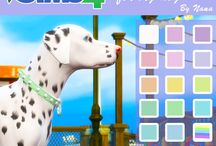 sims 4 animaux