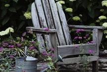 Je paresse au jardin / Jardin