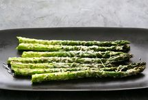 Produce 365: Asparagus / Recipes featuring Asparagus / by AVI Foodsystems
